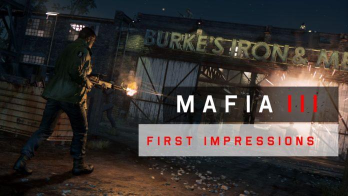 mafia 3 first impressions