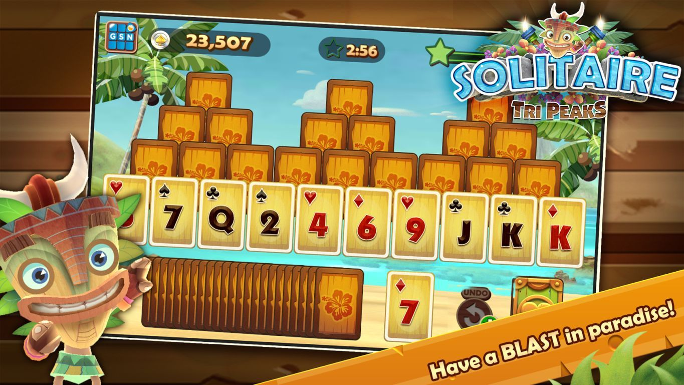 best solitaire game for android