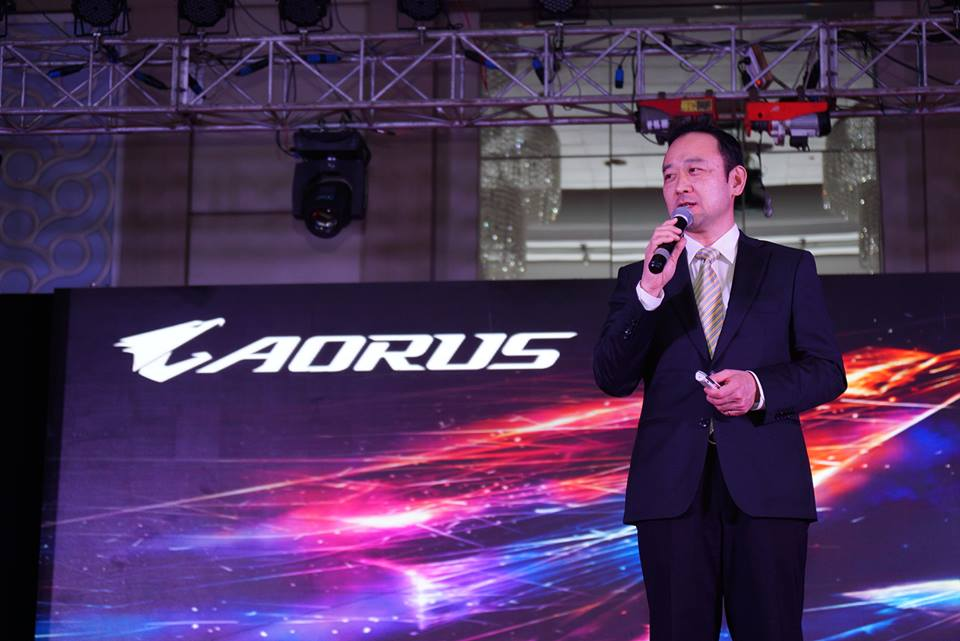 Gigabyte AORUS Launch Event in Gurgaon : A Remarkable Experience 2