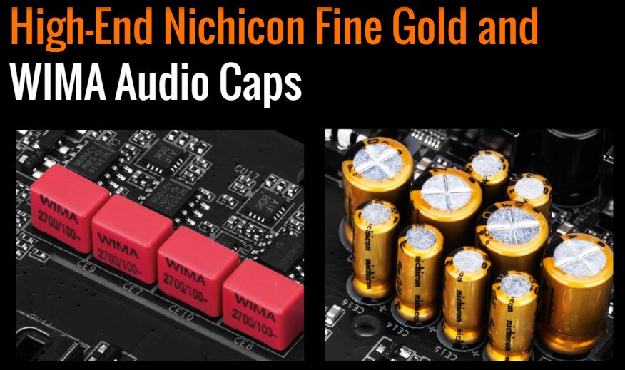 aorus mobo audio caps
