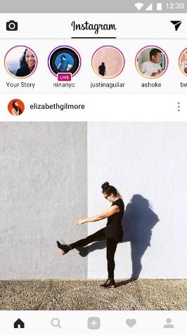 instagram - apps like flipagram