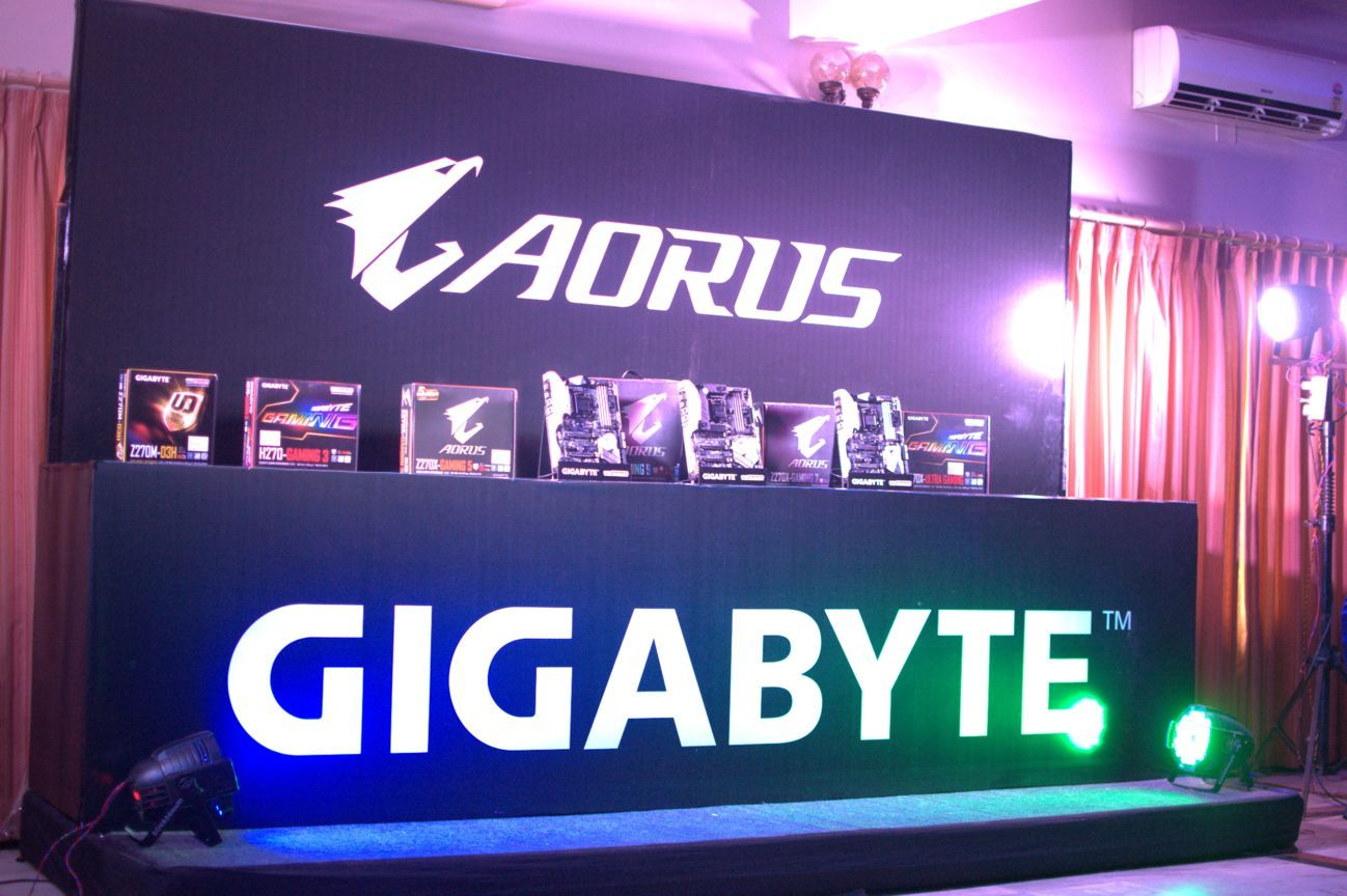 aorus motherboards in india