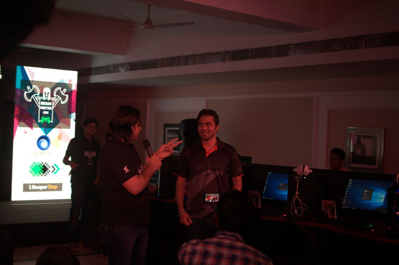 Nerds United Con 2K17: Bhubaneswar Now Becomes A Major Gaming Hub In India 2