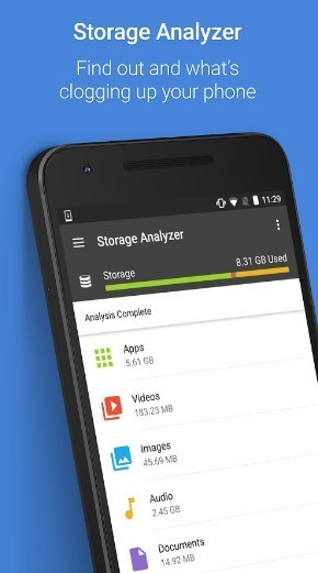 ccleaner - android phone cleaner apps