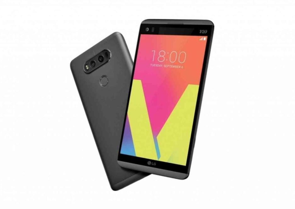 LG V20 - best dual camera smartphones