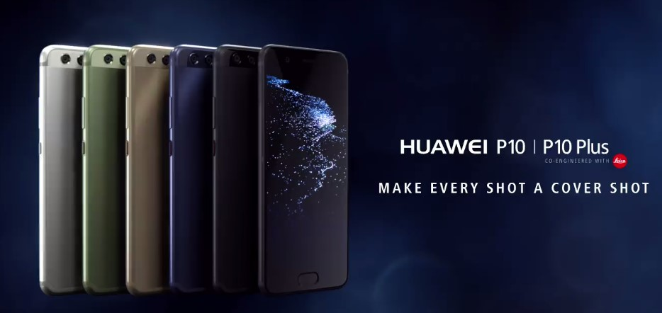 huawei p10 plus - best dual camera smartphones