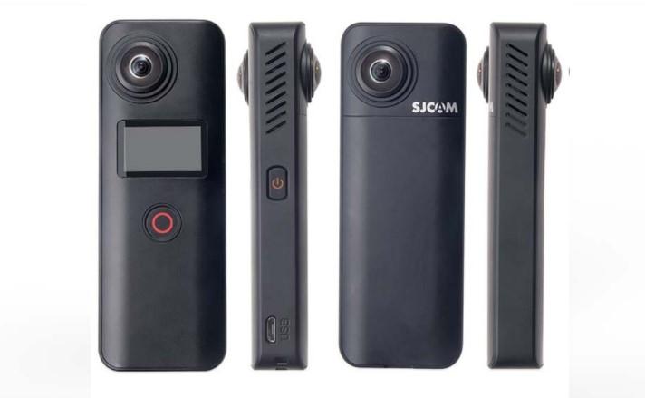 SJCAM SJ8 4K camera LEAKED info and New SJ360 Plus 6