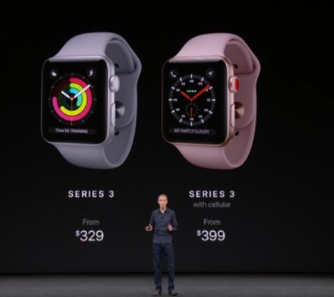 The Apple Watch Series 3 Will Come With Cellular Connectivity 2