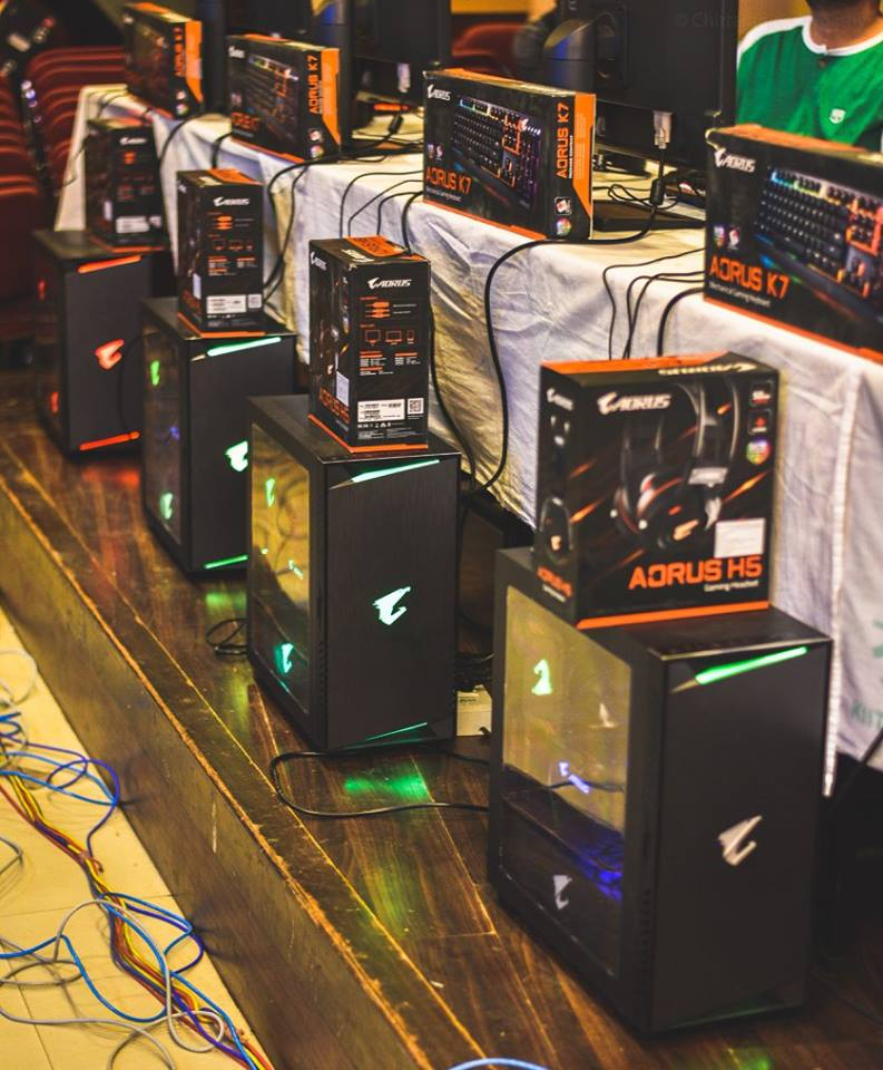 Rig O' Ware v2.0: Another Event Added to BBSR Gaming Milestone 8