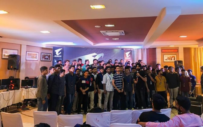 Rig O' Ware v2.0: Another Event Added to BBSR Gaming Milestone 30