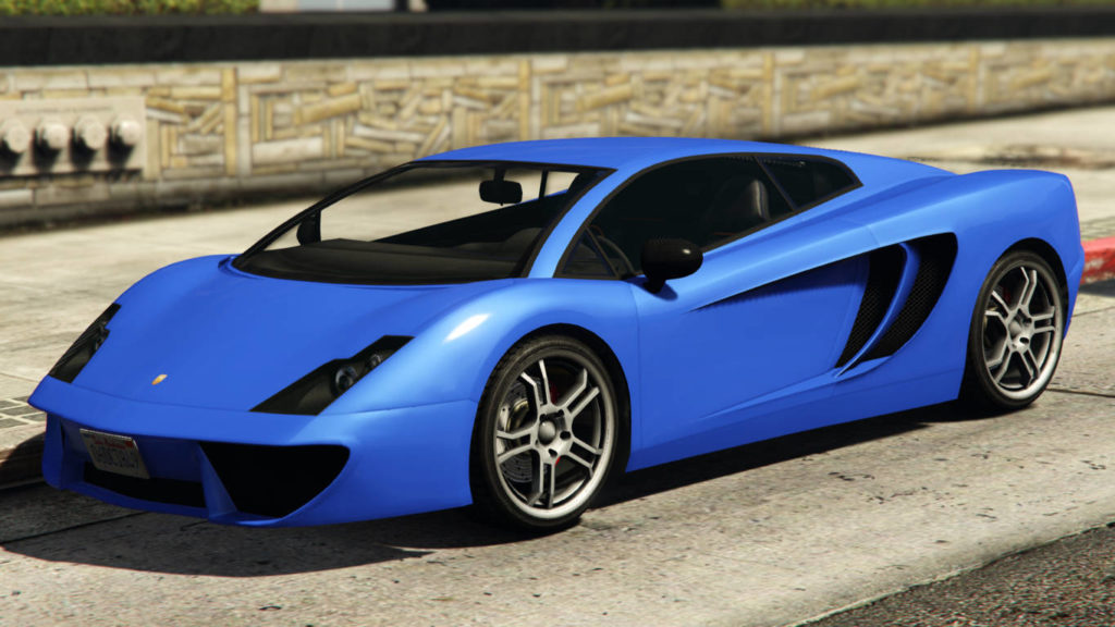 fastest cars in gta 5 list