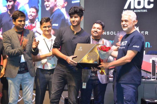 AMD GAMEON 2018: The Dark Horse Of Comic Con Hyderabad 8