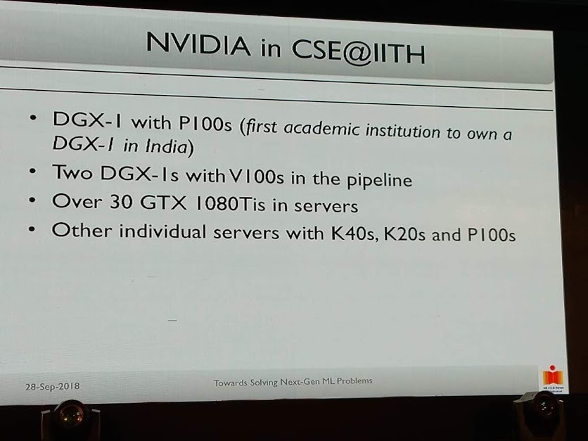 Nvidia Developer Connect Hyderabad: A Boon For Deep Learning Enthusiasts 8