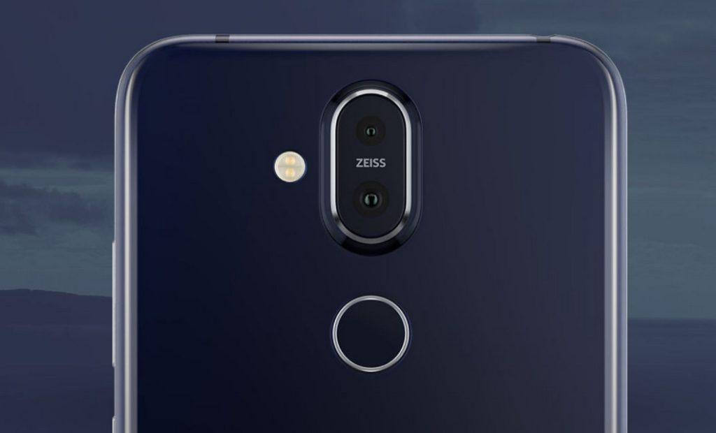 Nokia 8 1 Camera