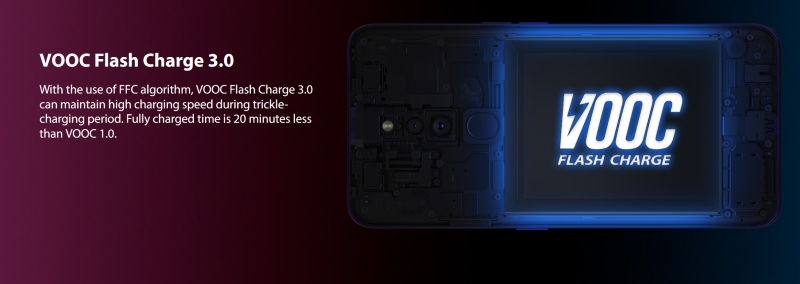 Oppo Vooc Charge