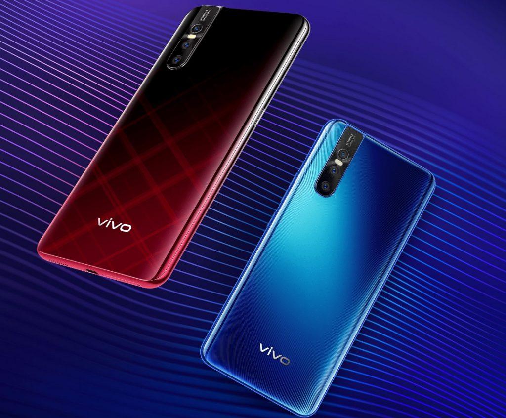 Vivo V15 Pro Design