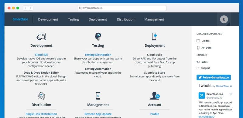 Smartface Cloud Ios Emulator