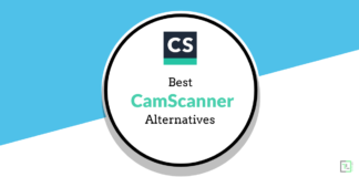 Camscanner Alternatives