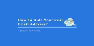 Hide Email Address