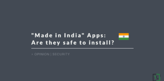 Made In India Apps
